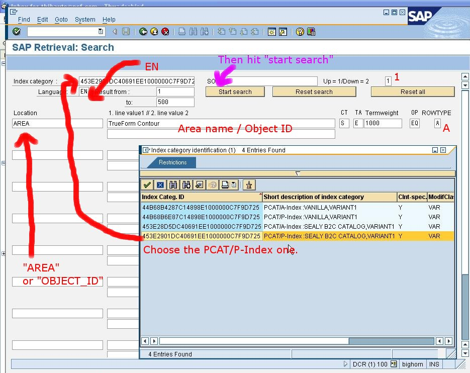 Document Types vs. Document Categories in Procurement
